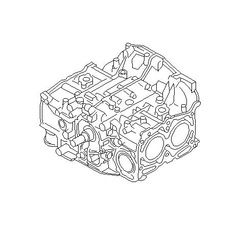 Short Block Subaru Impreza...