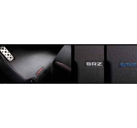 Tappeti con logo BRZ - Logo...